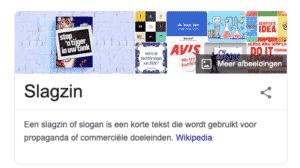 Slagzin-wiki-google-bedrijf-slogan