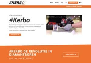 borgh kerbo website design
