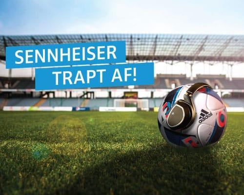 sennheiser campagne EK voetbal actie
