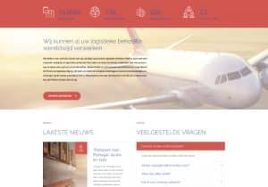 alpi website ontwerp design