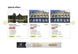 raag website concept design