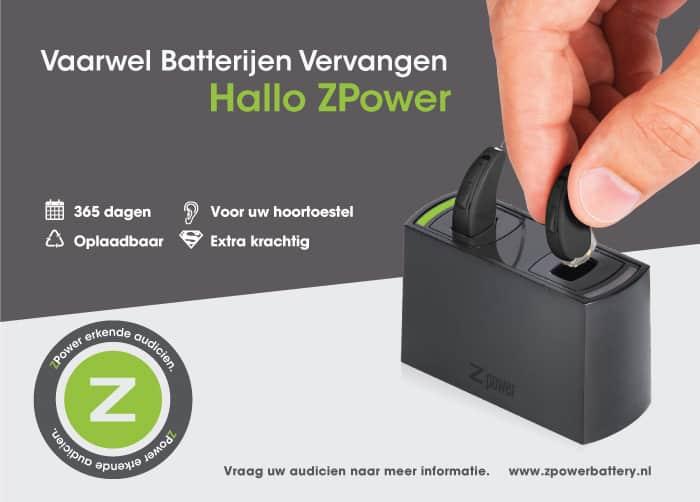 zpower dealer sticker