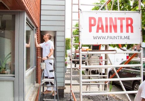 paintr schilderwerk banner design