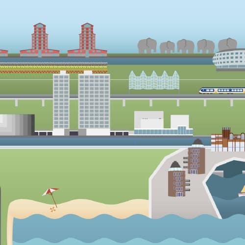 almere-gemeente-illustratie-ontwerp-2