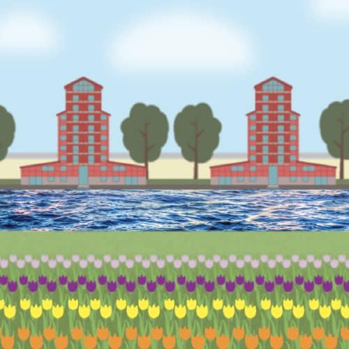 Rode-donders-almere-illustratie