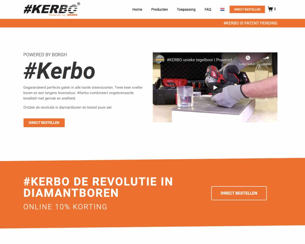 Kerboshop-website-ontwerp-shop