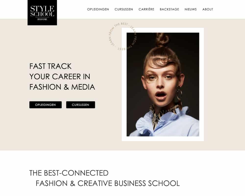 Style-School-bydanie-premium-website-ontwerp 1