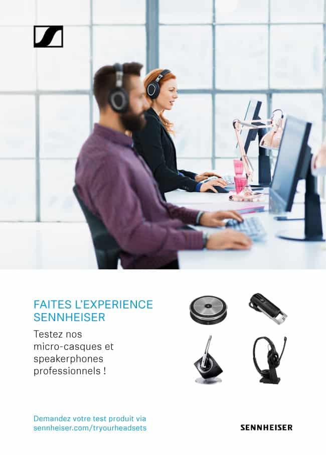 Sennheiser-advertentie-telecom-fr
