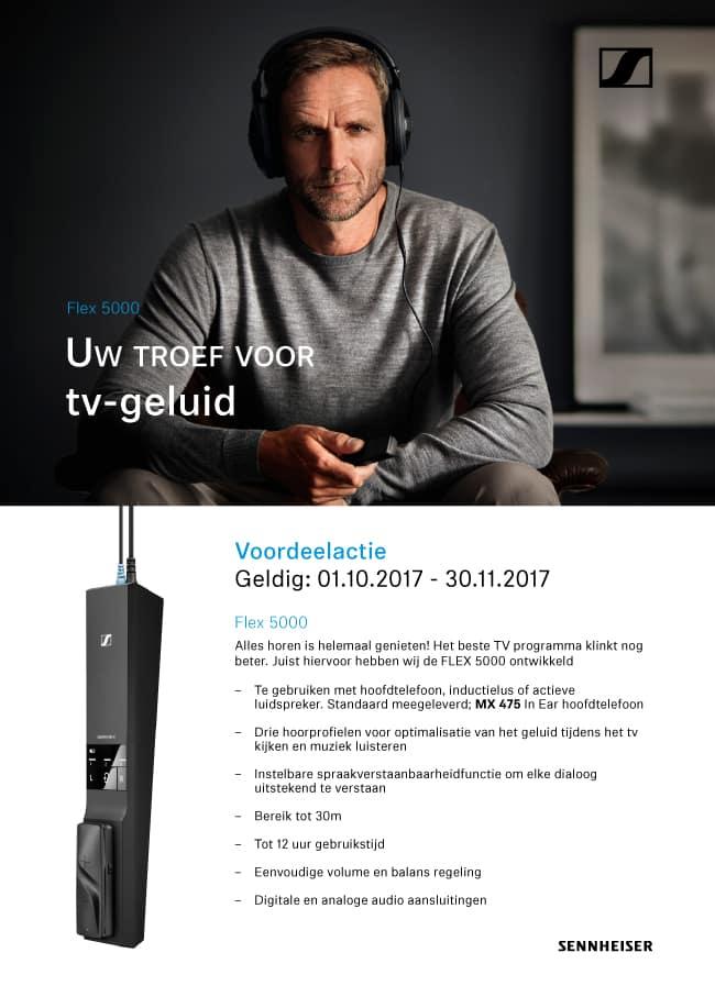 sennheiser advertentie design tv