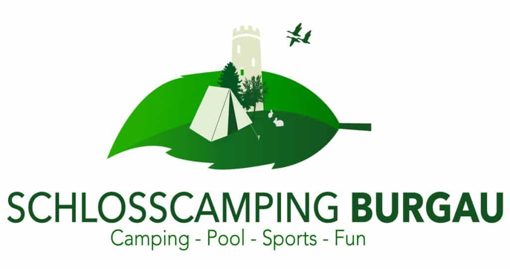 logo ontwerp camping